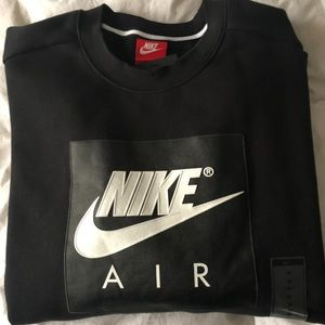 **NEW** Black Nike Sweater